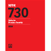 2018 NFPA 730 Guide - Current Edition