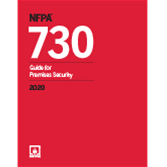 2020 NFPA 730 Guide - Current Edition