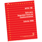 NFPA 730: Guide for Premises Security, Spanish