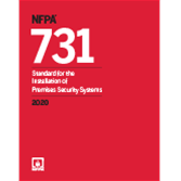 2020 NFPA 731 Standard - Current Edition