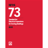 2021 NFPA 73 Standard - Current Edition