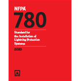 2020 NFPA 780 Standard - Current Edition
