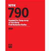 2018 NFPA 790 Standard - Current Edition