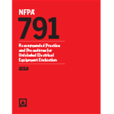 2018 NFPA 791: Recommended Practice - Current Edition
