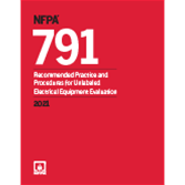 2021 NFPA 791, Recommended Practice - Current Edition