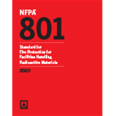2020 NFPA 801 Standard - Current Edition