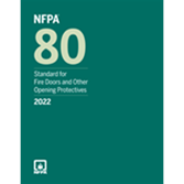 2022 NFPA 80 Standard - Current Edition