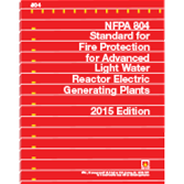 2015 NFPA 804 Standard - Current Edition