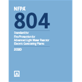 2020 NFPA 804 Standard - Current Edition