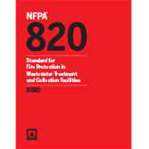2020 NFPA 820 Standard - Current Edition