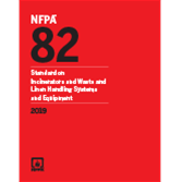 2019 NFPA 82 Standard - Current Edition
