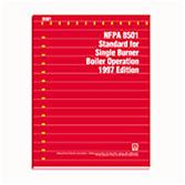 1997 NFPA 8501 Standard