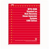 1998 NFPA 8506 Standard
