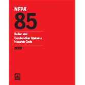2019 NFPA 85 Code - Current Edition