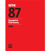 2018 NFPA 87 Recommended Practice - Current Edition