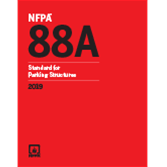 2019 NFPA 88A Standard - Current Edition