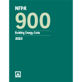 2022 NFPA 900 Code - Current Edition