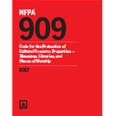2017 NFPA 909 Code - Current Edition