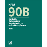 2021 NFPA 90B Standard - Current Edition
