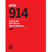 2019 NFPA 914 Code - Current Edition