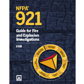 2021 NFPA 921 Guide - New Edition
