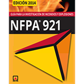 NFPA 921: Guide for Fire and Explosion Investigations, Spanish
