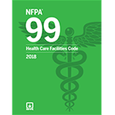 2018 NFPA 99 Code - Current Edition