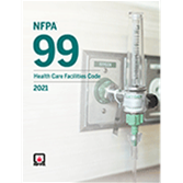 2021 NFPA 99 Code - Current Edition