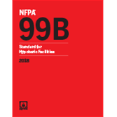2018 NFPA 99B Standard - Current Edition
