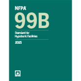 2021 NFPA 99B Standard - Current Edition