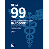 2018 NFPA 99 Code Handbook - Current Edition