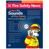 2021 Fire Prevention Week News Booklets