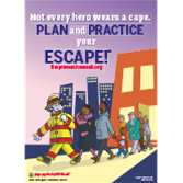 2019 Fire Prevention Week Posters