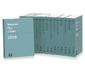 2018 National Fire Codes Archive Set - Current Edition