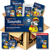 2021 Fire Prevention Week In A Box Value Pack