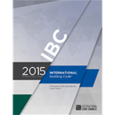 International Building Code, 2015 Edition