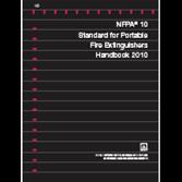 2010 NFPA 10 Handbook - Current Edition
