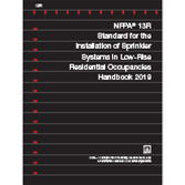 2019 NFPA 13R Digital Handbook - Current Edition