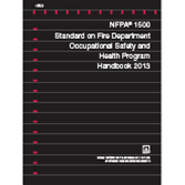 2013 NFPA 1500 Handbook PDF - Current Edition