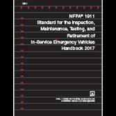 2017 NFPA 1911 Handbook PDF