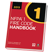 2015 NFPA 1 Handbook - Current Edition