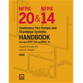 2019 Stationary Fire Pumps and Standpipe Systems Handbook - Current Edition