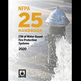 2020 NFPA 25 Handbook - Current Edition