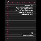 2013 NFPA 291 Handbook PDF