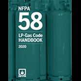 2020 NFPA 58 Handbook - Current Edition