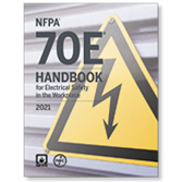 2021 NFPA 70E Handbook - Current Edition