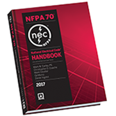 2017 NFPA 70: NEC Handbook - Current Edition