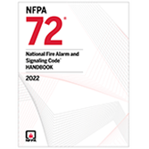 2022 NFPA 72 Handbook - Current Edition