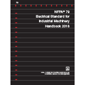 2018 NFPA 79 Digital Handbook - Current Edition