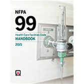 2021 NFPA 99 Code Handbook - Current Edition